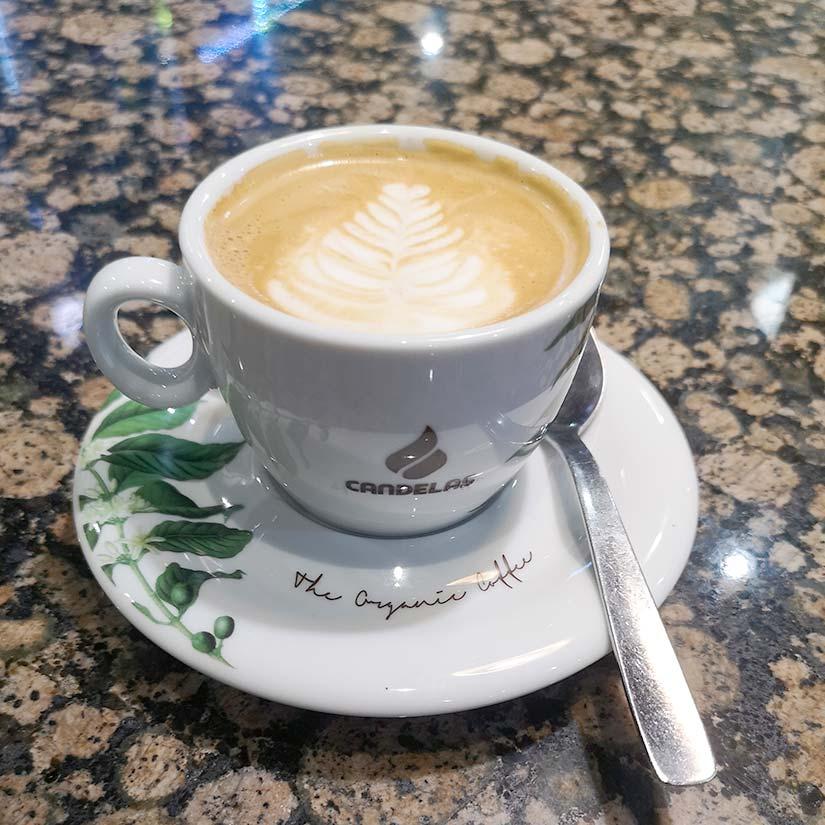 Cafe cafeteria galaica
